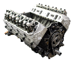 CHP DOMINATOR Long Block - Ford 331 Flat Top -4.0cc