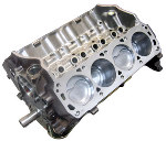 CHP Street Fighter Short Block - Ford 393W Reverse Dome -15.0cc
