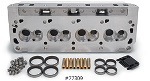 Edelbrock Glidden Victor Jr. 18 Pro-Port Raw Cylinder Head - Ford 289-351W Small Block, Bare