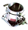 Professional Products Throttle Body - Single Blade, 75mm - Polished