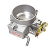 Professional Products Throttle Body - Single Blade, 80mm - Satin