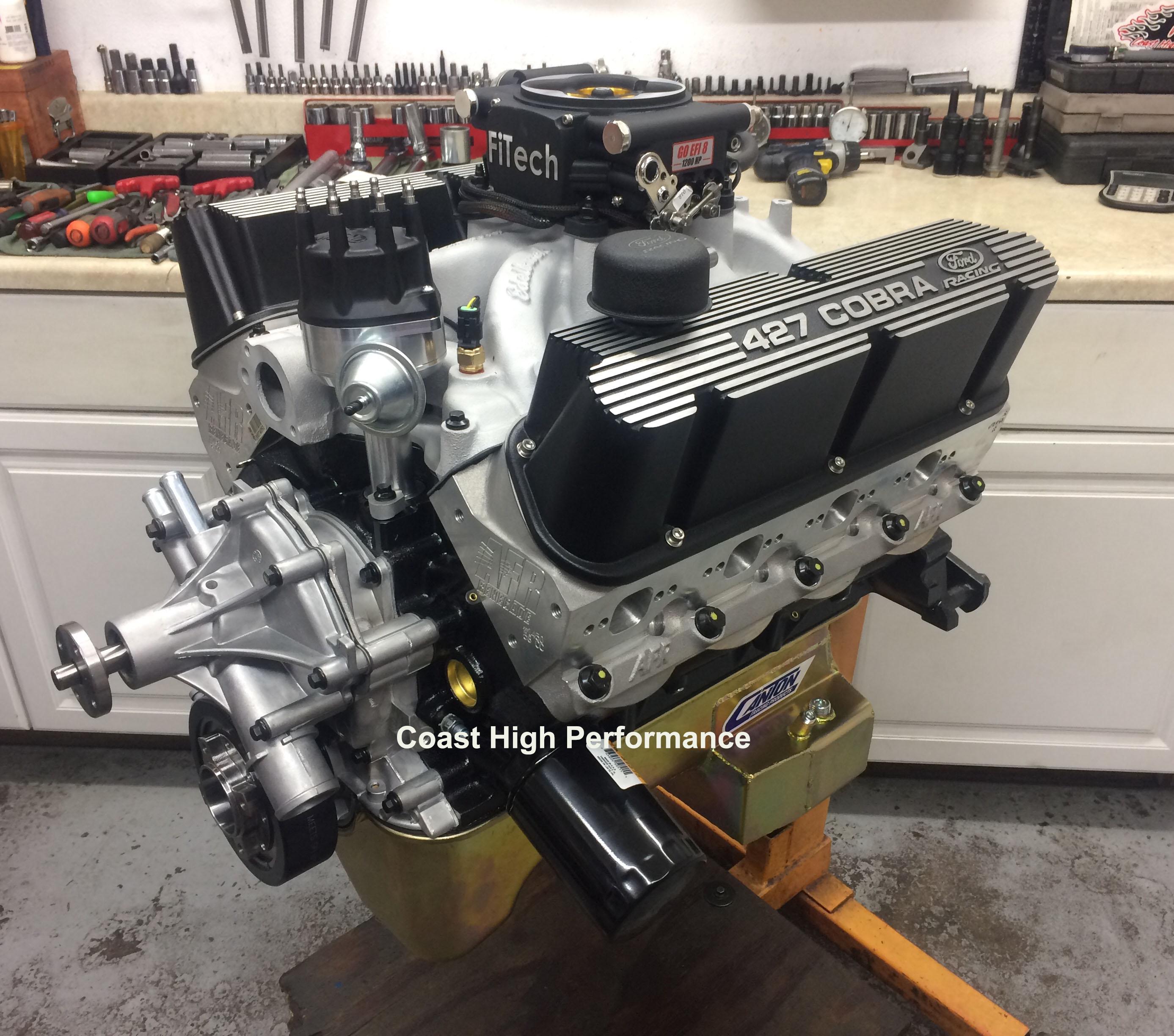 Big Block Chevy Blower Pistons: High Performance Horsepower