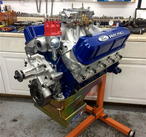 Ford 351/393/408/427/446 Dyno Videos - CLICK HERE