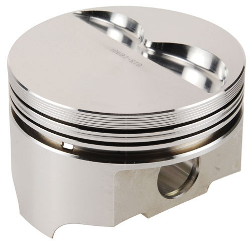 10682 Ford 302 393w 4 0cc Flat Top Srs Pistons