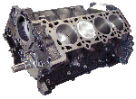 CHP Street Fighter Short Block - Ford 4.6L (2V/4V) Dish Top -4.5cc