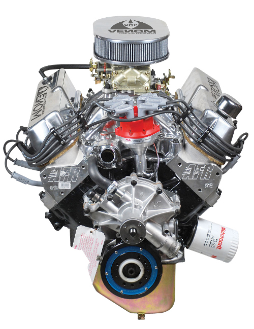 CHP PRO-STREET Crate Engine - Ford 408 Windsor Stroker Reverse Dome, 10 20  : 1