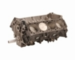 CHP Street Fighter Short Block - Ford 532 Dish Top -26.0cc