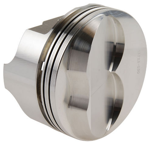 13723 - Chevy 350 +12 5cc Dome Top SRS Pistons