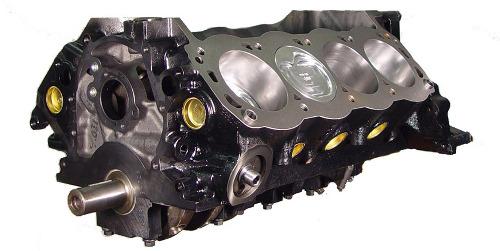 CHP Dominator Short Block - Ford 454W Big Bore Flat Top -4 5cc