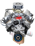 CHP STREET FIGHTER Crate Engine - Ford 347 Cleveland Flat Top, 10.50 : 1