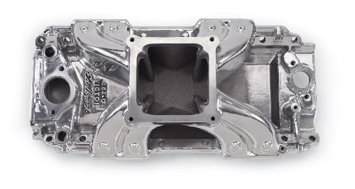 Edelbrock Victor 454-R Intake Manifold - Chevy Big Block, Polished