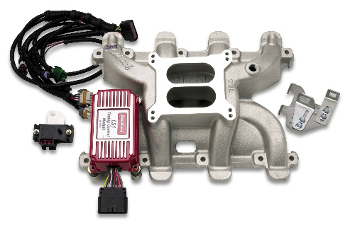 West Coast Corvette >> Edelbrock Performer RPM Intake Manifold - Chevy LS1, Satin ...