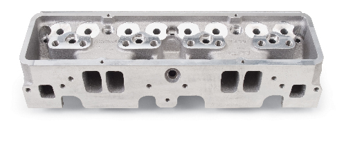 Edelbrock Victor 18 Pro-Port Raw Cylinder Head - Chevy Small Block, Bare