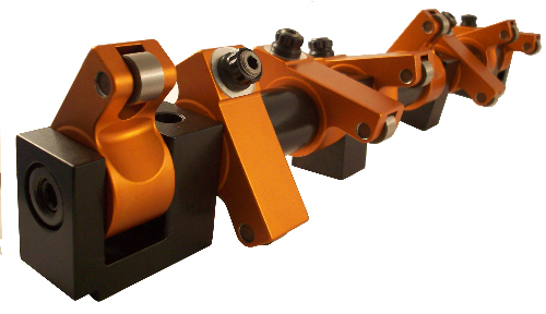 1.76 Ratio Shaft Mount Harland Sharp S4006NBK Rocker Arm