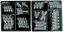Professional Products Complete Engine Bolt Set