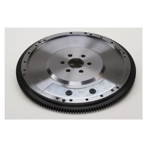 PRW Billet Steel Flywheel - 1630282 - Small Block Ford 289/302/351W  1963-1995, 50oz Balance, 32 lbs, 164 Teeth